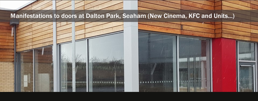 SLIDE 12 - Dalton Park, Seaham New Cinema, KFC and Units