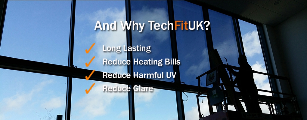 Slide 2 - And Why Techfit UK