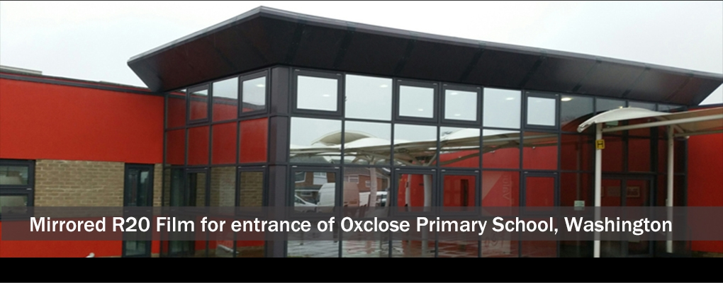 Slide 8 - Oxclose Mirrored Entrance